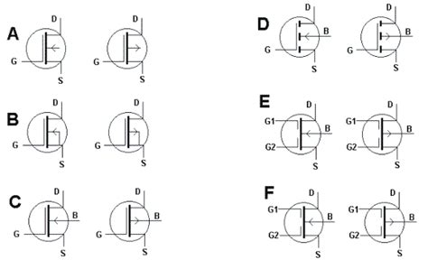 fet transistor in a circuit metal oxide semiconductor fet mosfet