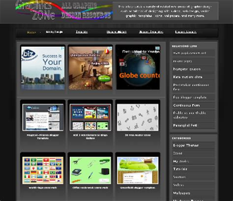 free xml flash templates for blogger bingo gallery blog template blogger templates 2013