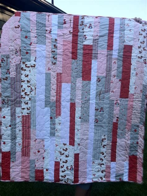 Sewn Quilts by Scrappy Quilt Pattern Sewing N Quilting