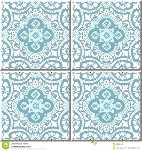 retro pattern wall tiles vintage seamless wall tiles of white lace flower moroccan