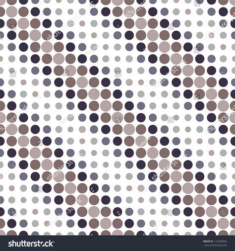 seamless geometric dots pattern stock vector art more seamless geometric pattern diagonal dots vector