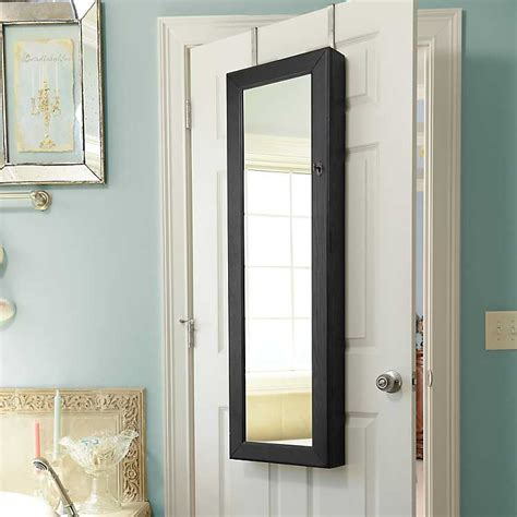 kirklands jewelry armoire black over the door jewelry armoire kirklands