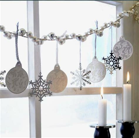 Große Fenster Dekorieren Weihnachten by Fensterdeko Zu Weihnachten 67 Bilder Archzine Net