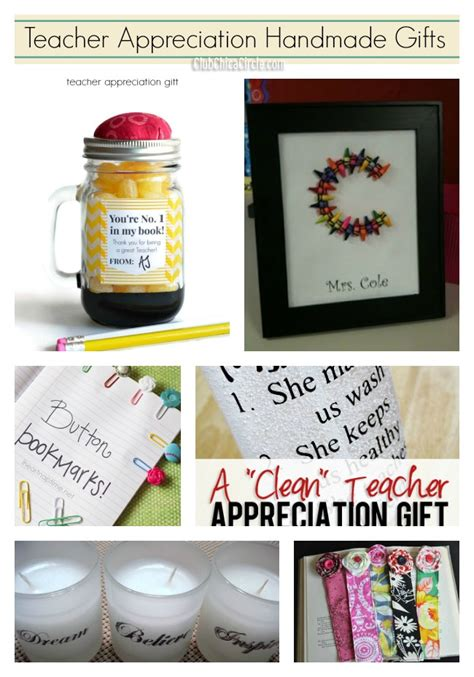 Appreciation Handmade Gift Ideas - 25 terrifically creative appreciation gift ideas