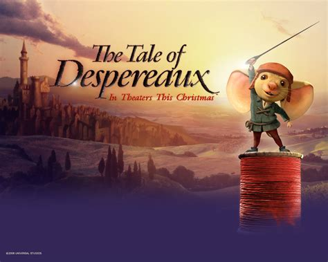 The Tale animated children s the tale of despereaux
