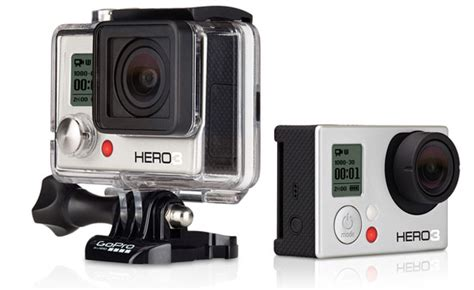 Gopro Hd Series Hero3 White Edition gopro hero3 white review a budget friendly the critic