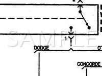 repair diagrams   dodge intrepid engine transmission lighting ac electrical warning