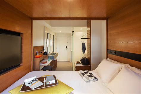 micro hotel rooms the micro living trend checks into hotels co design business design