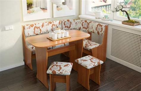 Kitchen Nook Furniture Modern Kitchen Nook Ad171 Tables Chairs