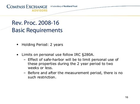 section 1031 internal revenue code section 1031 exchange requirement