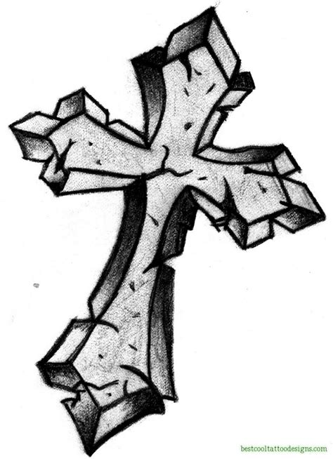 cross tattoo flash cross designs best cool designs