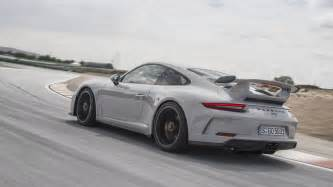 How Much Is Porsche Gt3 Gallery 2018 Porsche 911 Gt3 In Crayon Gray Autoweek