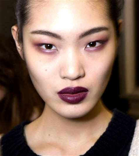 Fall Makeup Trends The Lip by Pictures Makeup Trends For Fall Winter 2013 2014 Wine