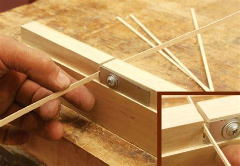 shop built woodworking tools 4 tools for stringing