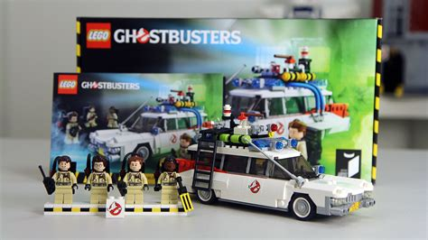 Lego Ghostbuster 21108 lego 21108 ghostbusters review