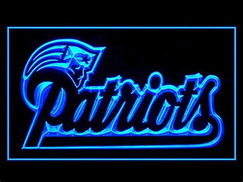 new england patriots laser light new england patriots neon sign patriots neon sign