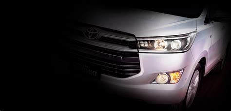 Lu Led Mobil Innova Product Kijang Innova Exterior Pt Toyota Astra Motor Mobil Terbaik Keluarga Indonesia
