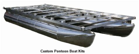 pontoon boat plans kits other duck boats