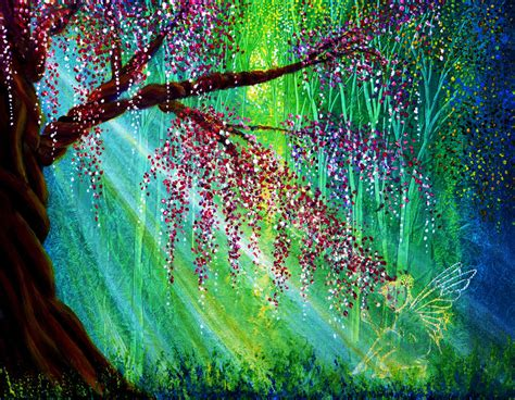 magic painting free magic tree by annmariebone on deviantart