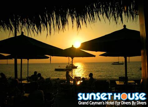 sunset house grand cayman island dreamer dive deals special scuba travel opportunities