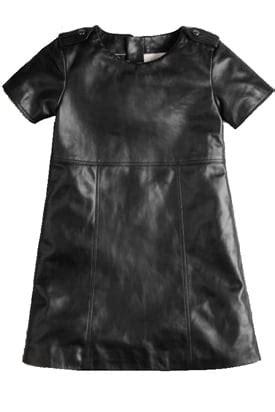 Burberry Leather Dress For Girls | POPSUGAR Moms