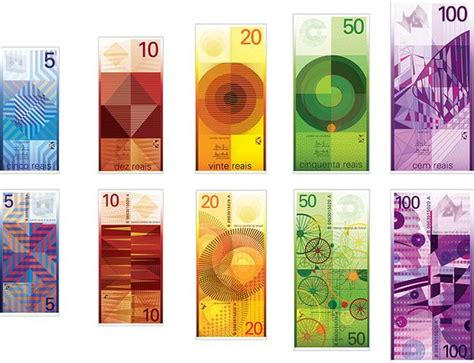 pattern on banknotes inspiring patterns that could be potentially used in later