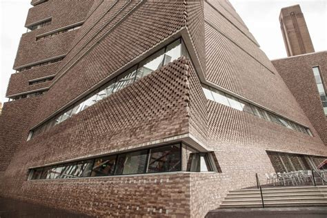 Glass Box Architecture by Magic In Brick New Tate Modern Extension Grand Tour