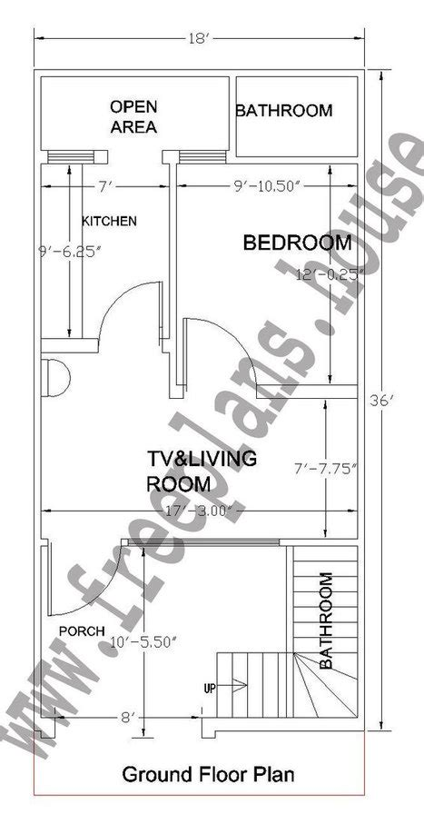 25 square meter house plan house plans 18 215 36 feet 60 square meter house plan free house plans