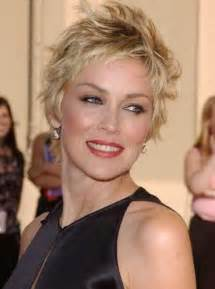 Short Haircuts For Older Women With Thin » Ideas Home Design