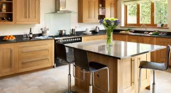 Light Brown Kitchen Cabinets by Kitchen Interior With Light Brown Cabinets Stylehomes Net