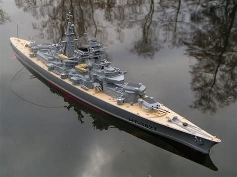 rc boats that shoot rc bismarck review youtube