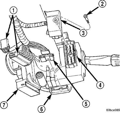 2001 dodge ram 1500 ignition wiring diagram efcaviation