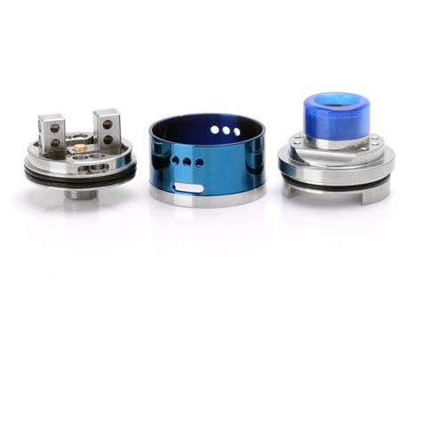 Rda Maze 22 authentic hcigar maze rda 22mm blue rebuildable