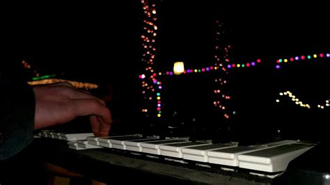 now light one thousand christmas lights piano music free piano controlled lights demo