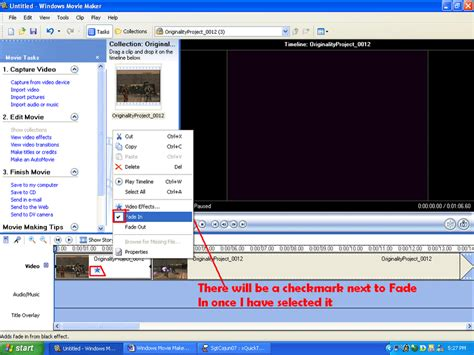 windows movie maker quick tutorial windows movie maker basic tutorial