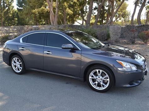 2012 nissan for sale sold 2012 nissan maxima with 20k for sale by