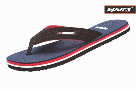 sparx flip flops black navy sleeper at our best price