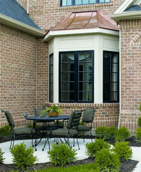 Bay Window Design Ideas Exterior by Brick Californian Bungalow House Exterior With Bay Windows