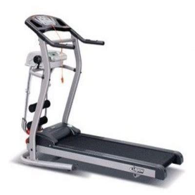 Treadmill Elektrik 2 Hp 2hp treadmill with massager konga nigeria
