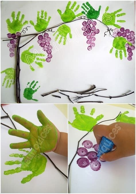 grapes craft for 13 cool grape crafts to make this