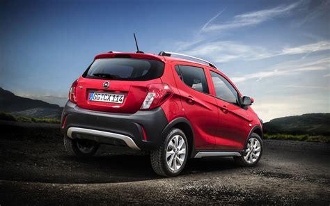2017 Opel Karl Rocks Looks Like A Car Nobody Asked For