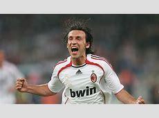 Andrea Pirlo AC Milan Champions League - Goal.com Goal.com Football Results