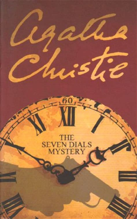 Set Novel Bundel Agatha Christie genre reviews the seven dials mystery by agatha christie