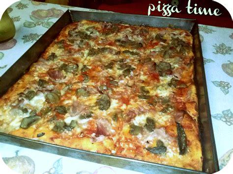 ricetta x pizza fatta in casa verdepomodoro la pizza di sorella ricetta della