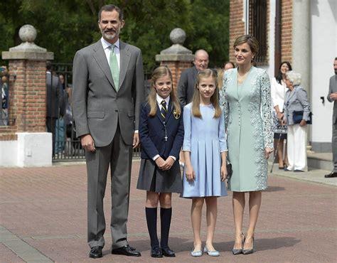 royal family king felipe letizia royal family tree in