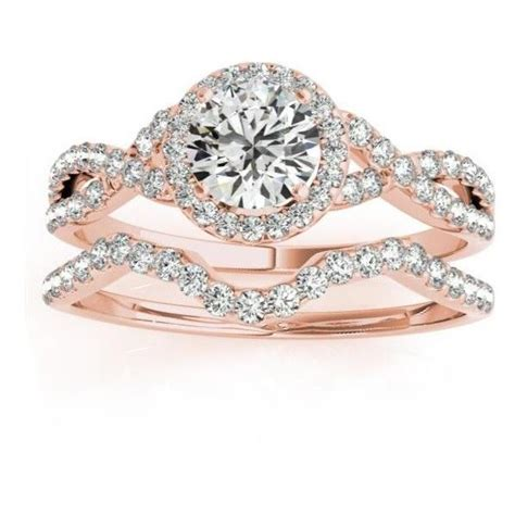 Wedding Bands For Twisted Engagement Rings by Best 25 Infinity Wedding Bands Ideas On