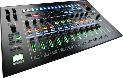 Mixer Audio Roland roland mx 1 mix performer