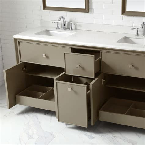 Home Depot Bathroom Furniture Check Out Martha S New Line Of Bath Vanities For The Home Depot Martha Stewart