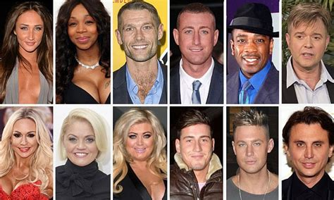 celebrity big brother 2016 contestants which stars are celebrity big brother 2016 line up includes gemma collins