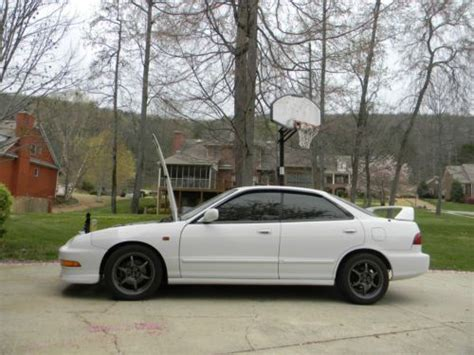 acura integra gsr 4 door for sale purchase used 1997 acura integra gs r sedan 4 door k24a2